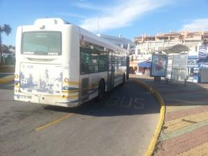 Parada Bus Algeciras