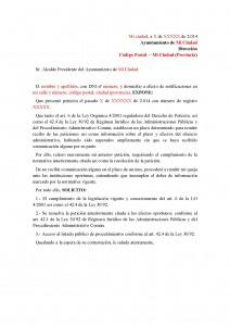 C02 Formato Requerimiento ciudadano