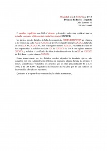 C05 Formato Queja a Defensor del Pueblo