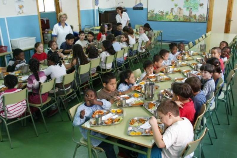 Informaci n sobre acceso a comedores escolares en for El comedor escolar